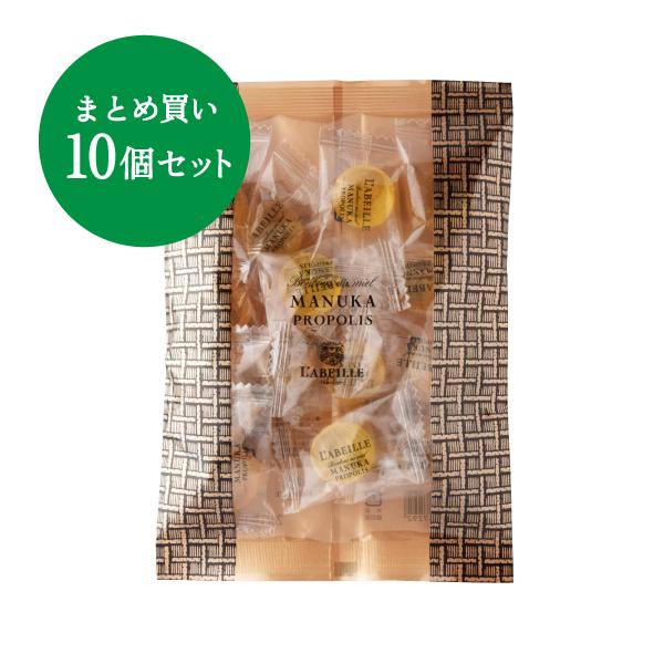 【NODO MIEL PROJECT】マヌカキャンディ プロポリス 10個セット